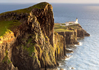 Faro de Neist Point, Escocia