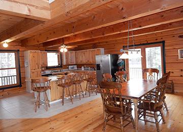 Lodge-refugio-Ontario-Buckshot Lake