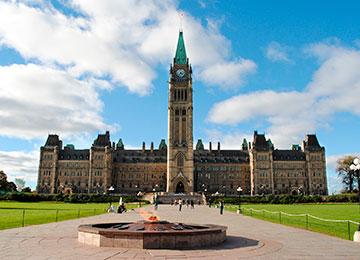 Ottawa-Parlamento-Canada