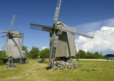 Isla de Saaremaa en Estonia