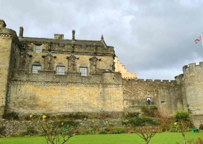Castillo Stirling, Escocia