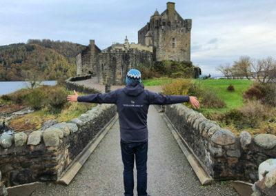 Escocia en coche de alquiler, ruta de 8 días.