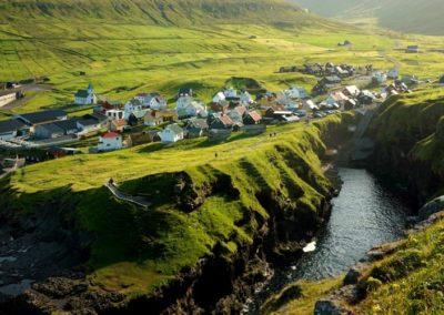 Gjógv, Islas Feroe en coche de alquiler