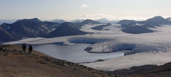 Glaciares-Trekking-Svalbard-Laurent Corson