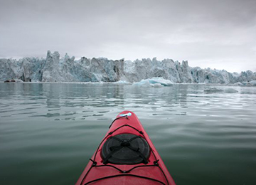 Spitzberg Glaciar
