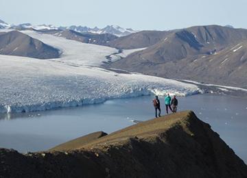 Svalbard Glaciares