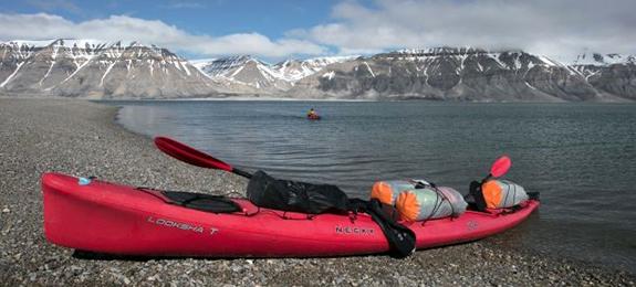 Svalbard Kayak Explorer