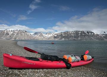 Svalbard Kayak
