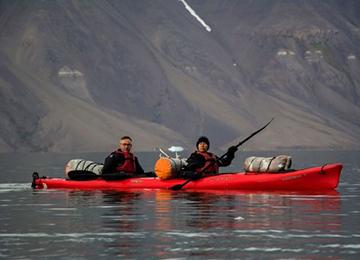 Svalbard Kayak noruega