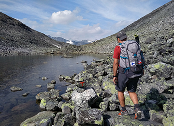 Trekking Norueg -Dovrefjell