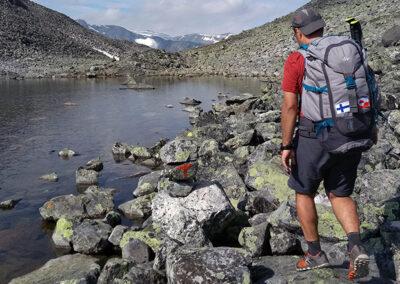 Trekking Noruega Dovrefjell
