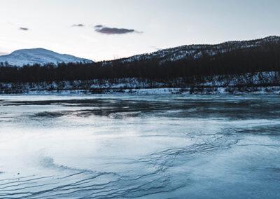 Laponia Suecia lagos
