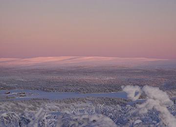 Sarek Raquetas Laponia