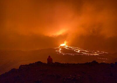 Volcán Islandia 2021