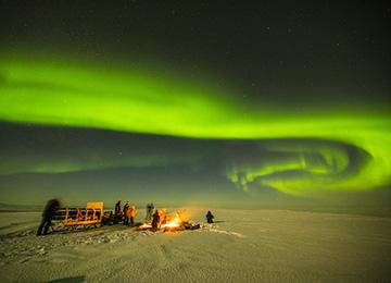 viaje Auroras Boreales Suecia