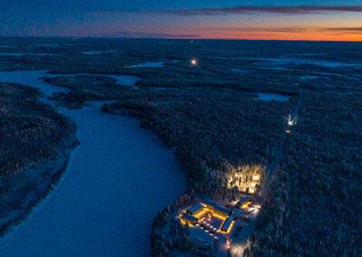 Laponia sueca Bosques