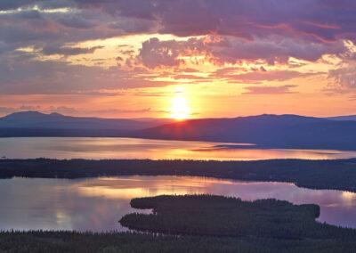 Abisko Sarek Laponia
