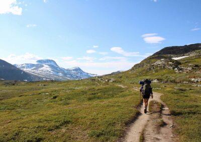 Trekking Kungsleden Abisko