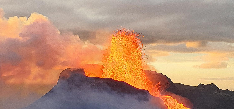 erupcion volcanica 2021 islandia