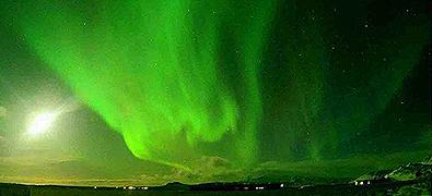 viaje islandia auroras boreales puente pilar